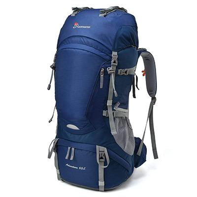 Mountaintop 55L-65L Internal Frame Backpack