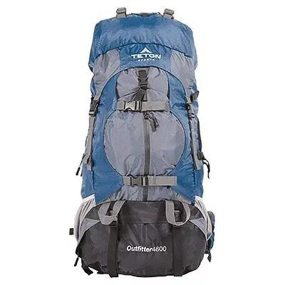 Teton Sports Outfitter 4600 Ultralight Internal Frame Backpack