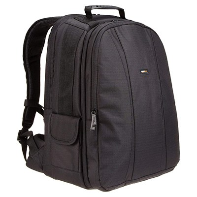 Amazon Basics DSLR & Laptop Backpack