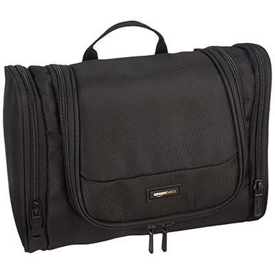 AmazonBasics Toiletry Bag