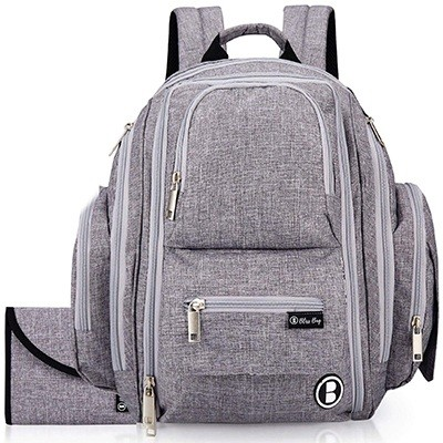 Best Diaper Bags for Twins - Reviews Guide for Moms & Dads