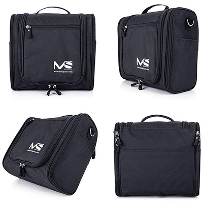 MelodySusie Heavy Duty Toiletry Bag