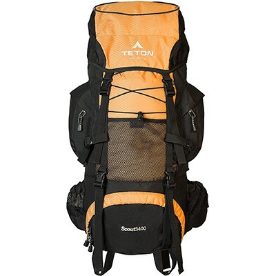 2f8838eca0a Best Hiking Backpack Under  100. Teton Sports Scout 3400 Internal Frame  Backpack