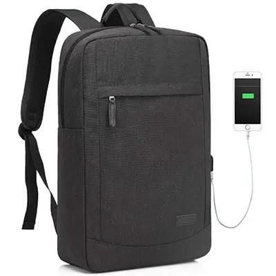 Vaschy 17-inch Laptop Backpack for Men 64bb5d96efe62