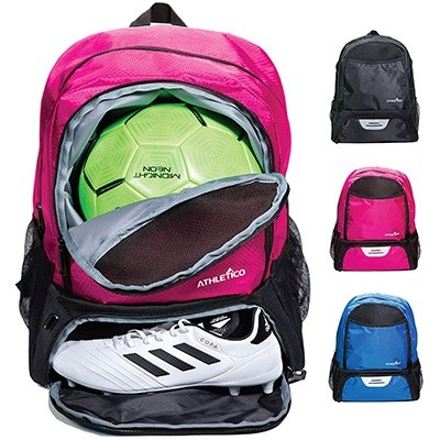 Athletico Youth Soccer Backpack