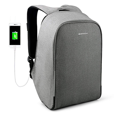 KOPACK Waterproof Anti-Theft Laptop Backpack