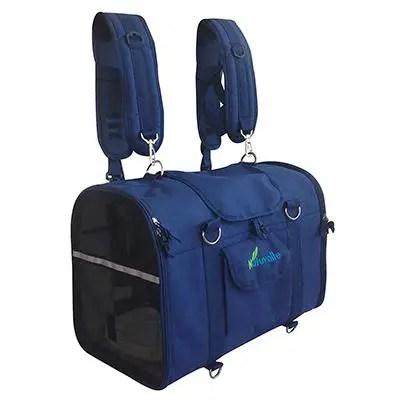 Natuvalle 6-in-1 Pet Carrier Backpack