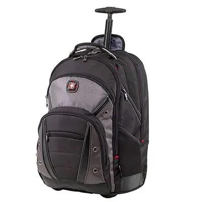 Wenger Luggage Synergy Wheeled 16'' Laptop Backpack Bag