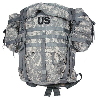 MOLLE II Rucksack Backpack Assembly (ACU) - Large