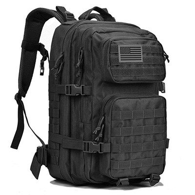 Reebow Gear Military Tactical Backpack Large 3-Day Assault MOLLE Backpack