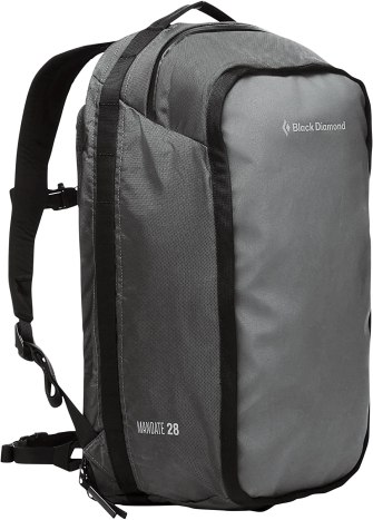 black diamond creek mandate grey backpack