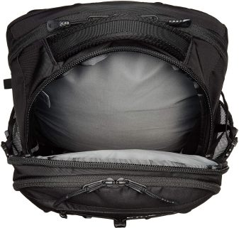 the north face borealis backpack inside