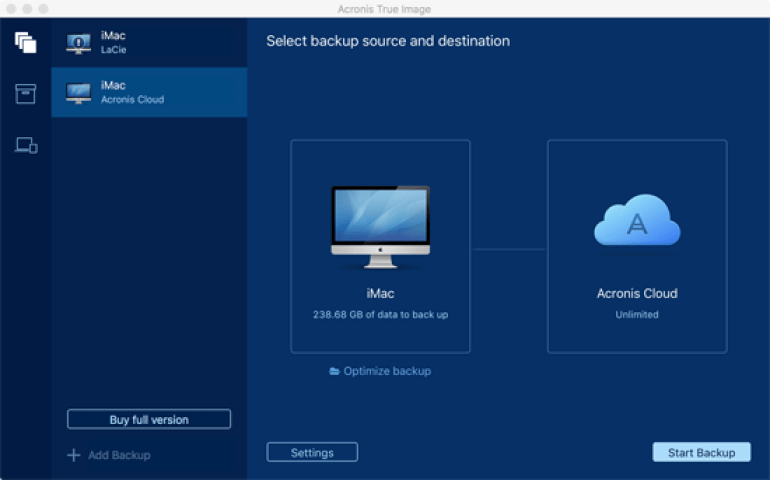 acronis true image 2017 full version