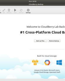 CloudBerry Backup for Linux – Powerful Backup Tool for Linux