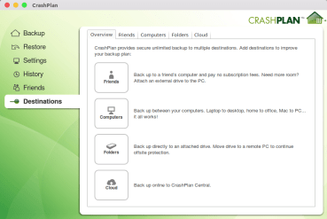 Install CrashPlan For Linux System