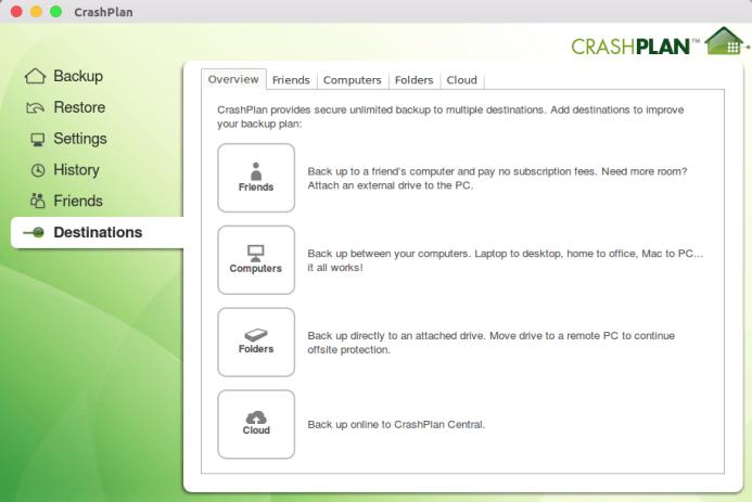Install CrashPlan For Linux System