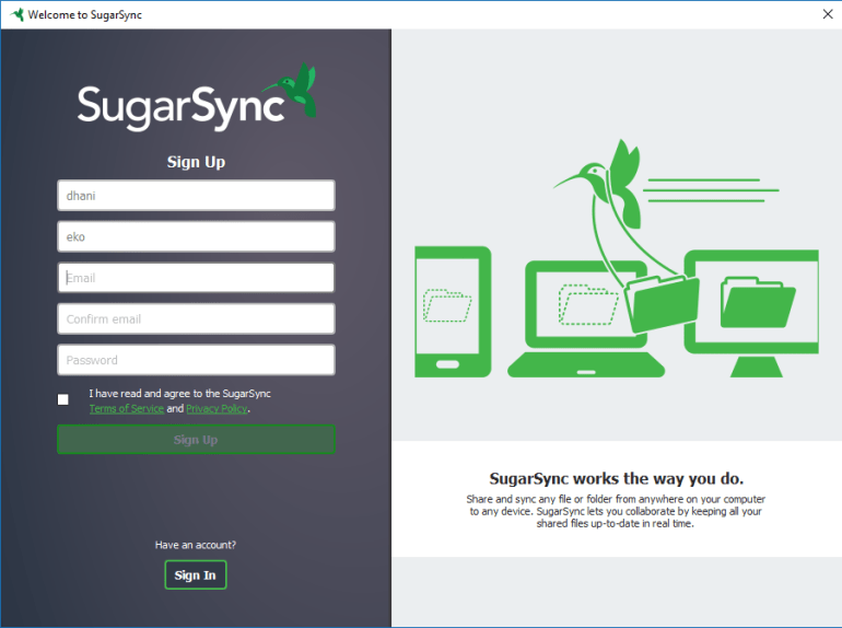 sugarsync review