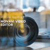 Free Webcam Recorder using Movavi Video Editor 14.2