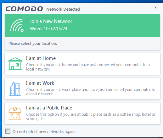 comodo network join notification.png