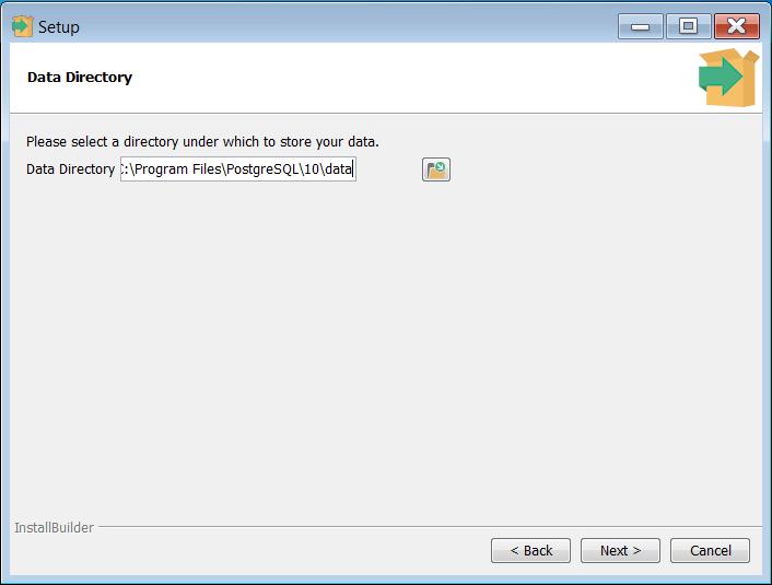 install postgresql 10.3 windows 7 step 3.png