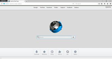Cyberfox 52.8 – Secured web browser based on Firefox