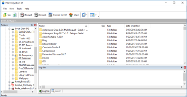 File Encryption XP 1.7