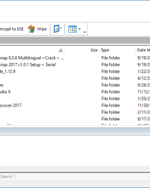 File Encryption XP 1.7