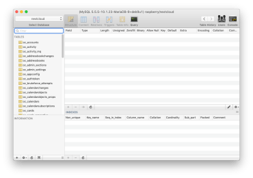 SequelPro 1.1.2 – The Best MySQL Tool for Mac OS X Mojave