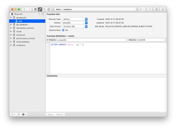 Querious 2.1 – Simple and Powerful MySQL Client Tool for Mac
