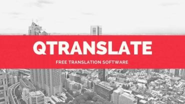 QTranslate 6.7.5 – Free Language Translator for Windows 10