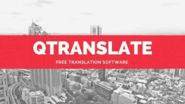 QTranslate 6.7.5 – Free Language Translator for Windows 10