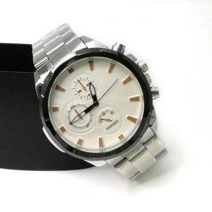 Diniho F024G Steel Belt Wrist Watch for Men