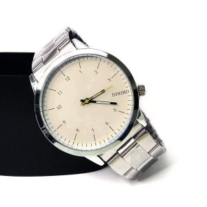 Diniho S9009G Steel Belt Wrist Watch for Men