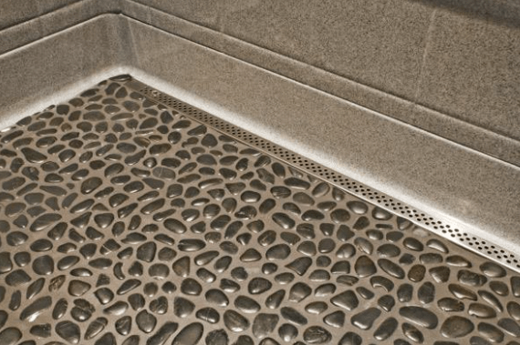 designer series shower pan