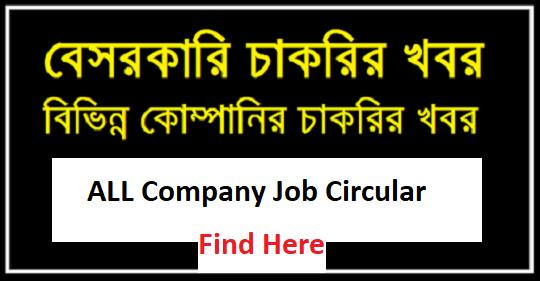 All Company Job Circular 2021