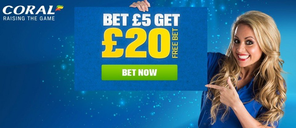 Coral Betting Site Review