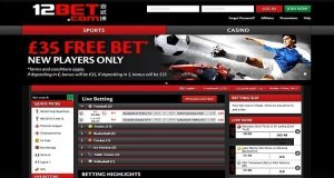 12bet review