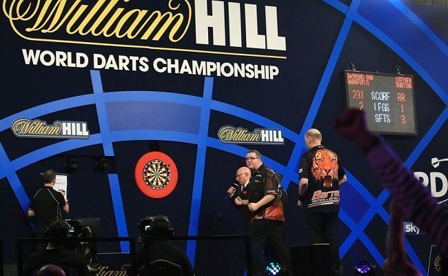 Early Prices on the PDC World Championship 1