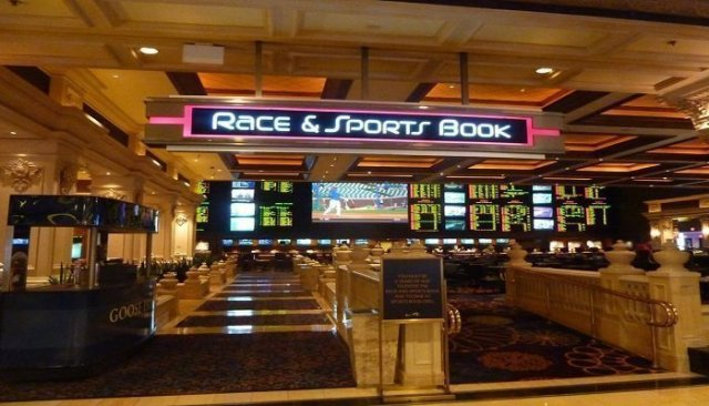 betting at US sportsbooks