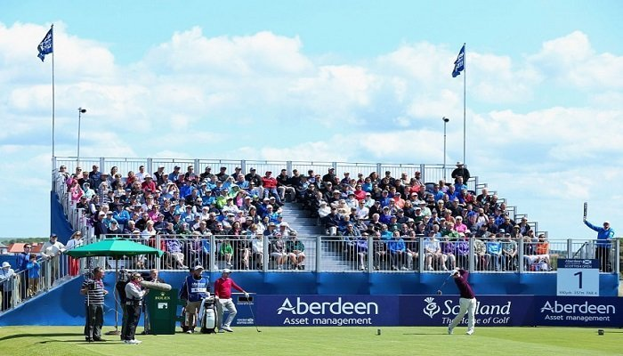 Scottish Open Each-Way Betting 1