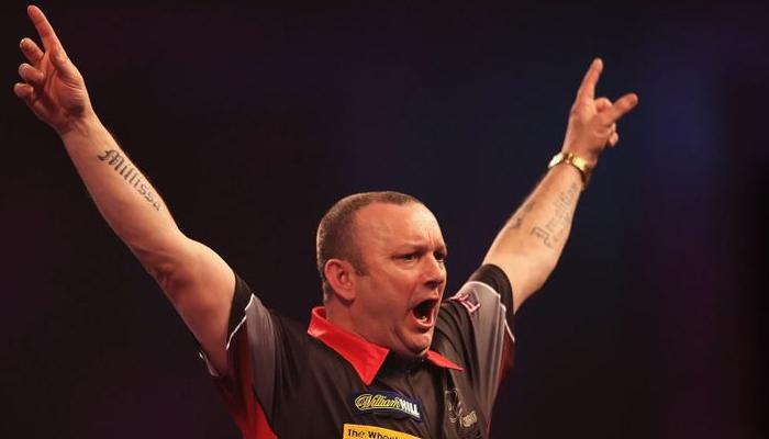Ante Post Match Odds on the 2018 World Darts Grand Prix 1