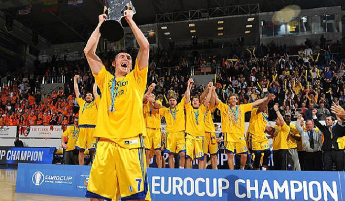 Eurocup 2018/19 Winner Betting Update 1