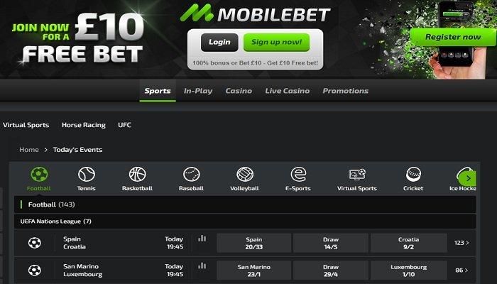 Mobilebet Review 1