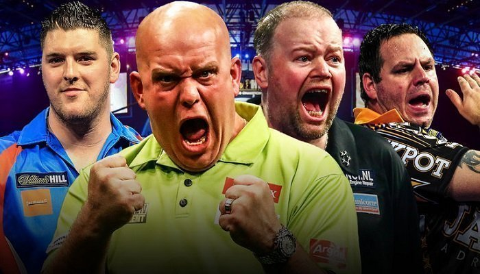 Sunday's PDC World Grand Prix Matches 1