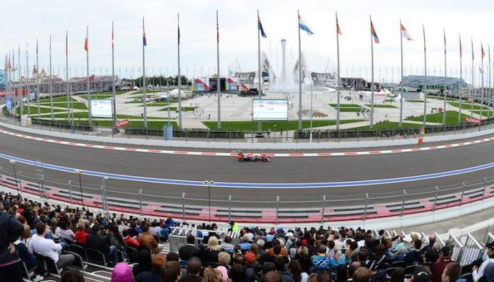 Russian Grand Prix Driver and Team Betting Markets 1