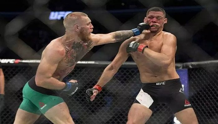 This Weekends UFC 228 Bouts 1