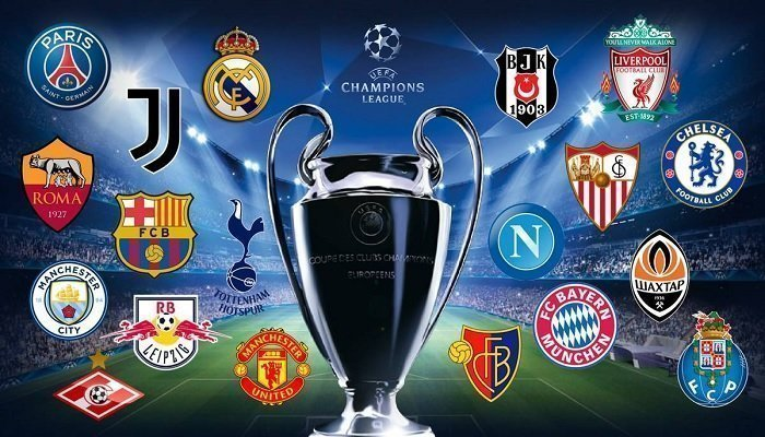 Updated Champions League Outright Winner Betting 1