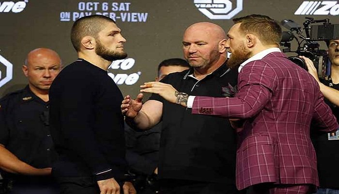 McGregor vs. Khabib Betting Opportunities 1
