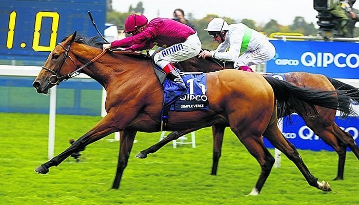 Will Lah Ti Dar Win the Champions Fillies and Mares Stakes? 1