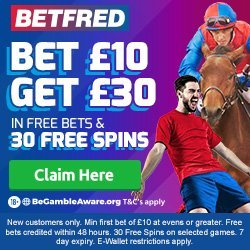 betfred online betting site